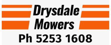 Drysdale Mowers