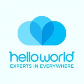Hello World Drysdale