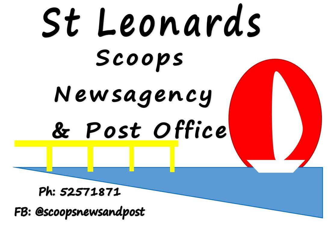 St Leonards (Scoop's) Newsagency & Post Office