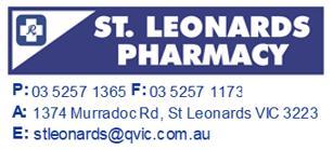 St Leonards Pharmacy