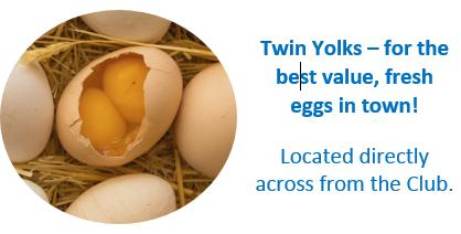 Twin Yolks